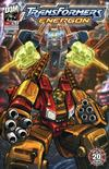 Cover for Transformers Energon (Dreamwave Productions, 2004 series) #28