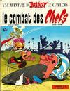Cover for Astérix (Dargaud, 1961 series) #7 - Le combat des chefs