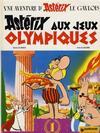 Cover for Astérix (Dargaud éditions, 1961 series) #12 - Astérix aux jeux olympiques