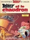 Cover for Astérix (Dargaud, 1961 series) #13 - Astérix et le chaudron