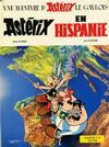 Cover for Astérix (Dargaud, 1961 series) #14 - Astérix en Hispanie