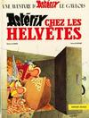 Cover for Astérix (Dargaud éditions, 1961 series) #16 - Astérix chez les Helvètes