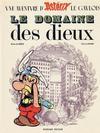 Cover for Astérix (Dargaud éditions, 1961 series) #17 - Le domaine des dieux