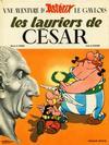 Cover for Astérix (Dargaud, 1961 series) #18 - Les lauriers de César