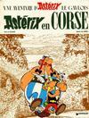 Cover for Astérix (Dargaud éditions, 1961 series) #20 - Astérix en Corse