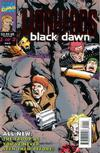 Cover for Warheads: Black Dawn (Marvel, 1993 series) #1