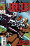 Cover for Warheads: Black Dawn (Marvel, 1993 series) #2