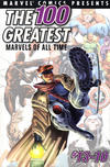 Cover for The 100 Greatest Marvels of All Time (Marvel, 2001 series) #4