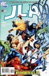Cover for JLA: Classified (DC, 2005 series) #20 [Direct Sales]