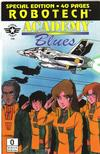 Cover for Robotech: Academy Blues (Academy Comics Ltd., 1995 series) #0