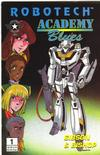 Cover for Robotech: Academy Blues (Academy Comics Ltd., 1995 series) #1