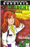 Cover for Robotech: Academy Blues (Academy Comics Ltd., 1995 series) #2