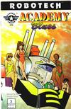 Cover for Robotech: Academy Blues (Academy Comics Ltd., 1995 series) #3