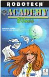 Cover for Robotech: Academy Blues (Academy Comics Ltd., 1995 series) #4