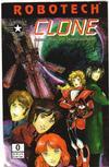 Cover for Robotech: Clone (Academy Comics Ltd., 1994 series) #0