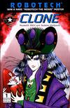 Cover for Robotech: Clone (Academy Comics Ltd., 1994 series) #1