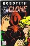 Cover for Robotech: Clone (Academy Comics Ltd., 1994 series) #2