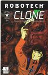 Cover for Robotech: Clone (Academy Comics Ltd., 1994 series) #4