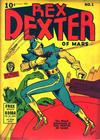 Cover for Rex Dexter of Mars (Fox, 1940 series) #1