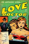 Cover for Dr. Anthony King, Hollywood Love Doctor (Toby, 1952 series) #2