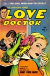 Cover for Dr. Anthony King, Hollywood Love Doctor (Toby, 1952 series) #3
