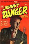 Cover for Johnny Danger (Toby, 1954 series) #1