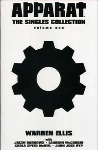 Cover Thumbnail for Warren Ellis' Apparat (Avatar Press, 2005 series) #1