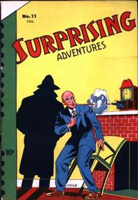 Cover Thumbnail for Surprising Adventures (Bell Features, 1948 series) #11