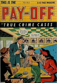 Cover Thumbnail for Pay-Off (D.S. Publishing, 1948 series) #v1#1
