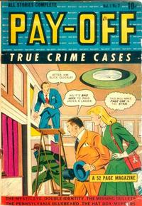 Cover Thumbnail for Pay-Off (D.S. Publishing, 1948 series) #v1#2