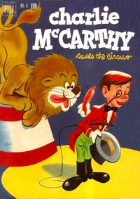 Cover Thumbnail for Charlie McCarthy (Dell, 1949 series) #8
