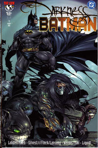 Cover Thumbnail for The Darkness / Batman (Image, 1999 series) #1