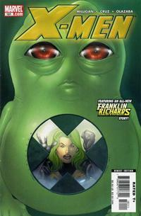 Cover Thumbnail for X-Men (Marvel, 2004 series) #181 [Direct Edition]