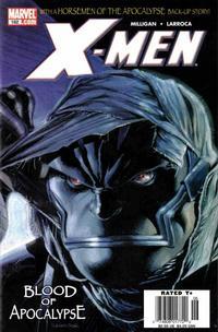 Cover Thumbnail for X-Men (Marvel, 2004 series) #182 [Newsstand]