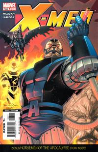 Cover Thumbnail for X-Men (Marvel, 2004 series) #183