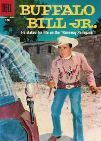 Cover Thumbnail for Buffalo Bill Jr. (Dell, 1958 series) #7