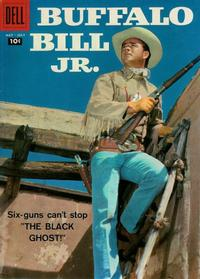 Cover Thumbnail for Buffalo Bill Jr. (Dell, 1958 series) #8