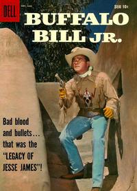 Cover Thumbnail for Buffalo Bill Jr. (Dell, 1958 series) #10