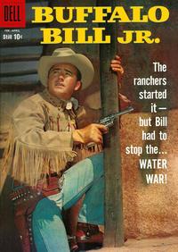 Cover Thumbnail for Buffalo Bill Jr. (Dell, 1958 series) #11