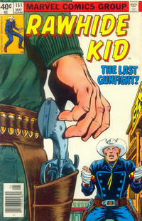 Cover Thumbnail for The Rawhide Kid (Marvel, 1960 series) #151