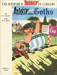 Cover Thumbnail for Astérix (Dargaud, 1961 series) #3 - Astérix et les Goths