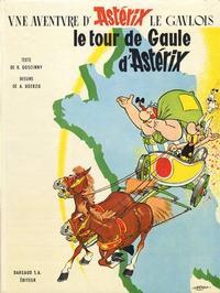 Cover Thumbnail for Astérix (Dargaud, 1961 series) #5 - Le tour de Gaule