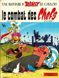Cover Thumbnail for Astérix (Dargaud, 1961 series) #7 - Le combat des chefs