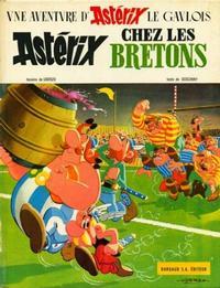 Cover Thumbnail for Astérix (Dargaud, 1961 series) #8 - Asterix chez les Bretons