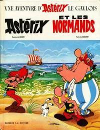 Cover Thumbnail for Astérix (Dargaud, 1961 series) #9 - Astérix et les Normands