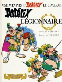 Cover Thumbnail for Astérix (Dargaud, 1961 series) #10 - Astérix légionnaire