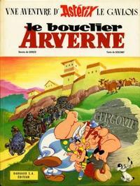 Cover Thumbnail for Astérix (Dargaud, 1961 series) #11 - Le bouclier arverne