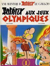 Cover Thumbnail for Astérix (Dargaud, 1961 series) #12 - Astérix aux jeux olympiques