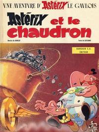 Cover Thumbnail for Astérix (Dargaud, 1961 series) #13 - Astérix et le chaudron