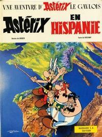 Cover Thumbnail for Astérix (Dargaud, 1961 series) #14 - Astérix en Hispanie